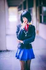 "- DATE-A-LIVE- / Tokisaki Kurumi Photographer:Goifflon. r n . I ""i m i"