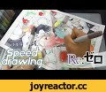 Re: Zero Rem and Ram Manga Speed Drawing. Copic Drawing,Film & Animation,Re: Zero,Re: Zero Rem and Ram,Re: Zero Rem and Ram Manga Speed Drawing,re: zero rem,re: zero ram,re:zero manga,re: zero anime,manga drawing,re: zero manga drawing,re:zero kara,re: zero light novel,re: zero ranobe,re: zero rem