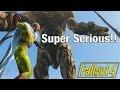 Fallout 4: TRUE One Punch Man!,Gaming,One,punch,man,saitama,opening,jam,project,hero,nightcore,boros,sea,king,genos,mosquito,kabuto,carnage,mole,gorilla,fallout,fallout 4,mods,mod,hrg,home