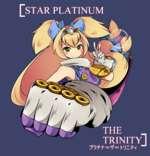 STAR PLATINUM THE trinity! 7W-=tF= h'J-T-f