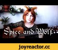 Spice and Wolf - Tabi no Tochuu (Gingertail Cover),Music,Spice and Wolf,Tabi no Tochuu,狼と香辛料,Ookami to Koushinryou,cover,guitar,vocal,bass,Alina gingertail,opening,music,soundtrack,OST,anime,anime music,try not to sing along challenge,try not to sing along,аниме,волчица и пряности,опенинг,скитал