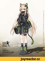 """PREVIEW GIRLS"""" FRONTLINE 2062/SECTOR ?? YEAR 206  WELCOME BACK, COMMANDER / FOR MORE INFO VISIT: http://gf.ppgame.com/"""