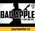 BAD APPLE!! || METAL COVER by RichaadEB ft. Cristina Vee,Music,Bad Apple,Bad Apple Touhou,Bad Apple Remix,Bad Apple Cover,Bad Apple epic,Bad Apple metal,bad apple cover,bad apple metal remix,richaadeb,richaadeb touhou,bad apple cristina vee,touhou cristina vee,touhou music,touhou music video,bad