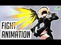 Mercy's Fantasy (Overwatch Fight Animation),Film & Animation,fight,animation,dillongoo,dillon,goo,katsu,cat,mercy,unleashed,mercy unleashed 2,mercy unleashed,mercy fantasy,nier automata,2b,mercy 2b,2b mercy,overwatch,overwatch fight animation,2b unleashed,mercy animation,sexy mercy,nier mercy,neir