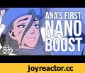 Ana's First Nano Boost,Film & Animation,gaming,boku no hero academia,Boku No Hero Academia,BNHA,Overwatch,overwatch,animation,animated,cartoon,anime,Go beyond.