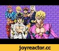 JoJo's Bizarre Adventure Part 5: Golden Wind - All Main Characters PV's Compilation『HD』,Film & Animation,#jjba,#Jojo,#goldenwind,