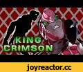 King Crimson (JJBA Musical Leitmotif/MMV),Film & Animation,King Crimson,the Boss,JoJo,JJBA,Musical Leitmotif,JoJo's Bizarre Adventure,part 5,vento aureo,golden wind,Manga Music Video,Manga,Anime,I do NOT own the music in this project. All credit for colored scan translations goes to the JoJo's
