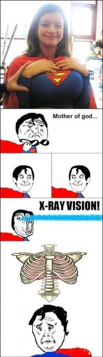 K-RAY VISION!