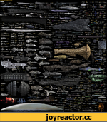 Starship Size Comparison Chart Compiled by Dirk Loechel. based on work by various others, updated 2013 Babylon 5 Earth Alliance Warlock Class 1992 meters Crusade Earth Alliance Shadow Hybrid 1000 meters (approximate) Babylon 5 Earth Alliance Omega Class 1714 meters i Alliance non Class me